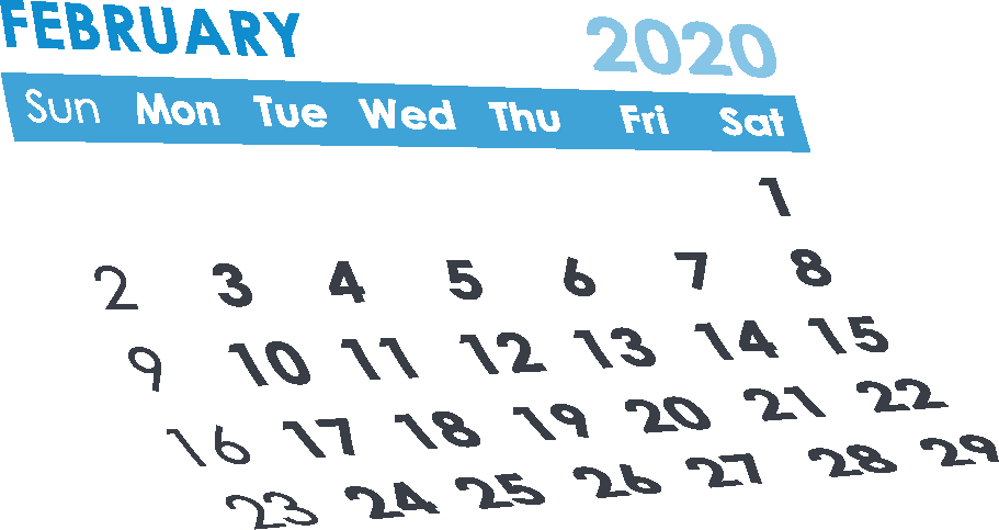 2020年2月予定