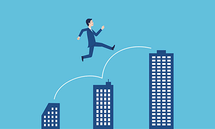 会社を利用して起業スキルを上げる手順